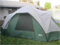 HUGE Dome tent Wenzel Greatland 11 x 16 3 room great condition room dividers sleeps 8 easy one