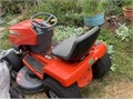 Scotts 1742 gear drive lawnmower runs great 42  cut 17 hp Briggs vtek engine 50000