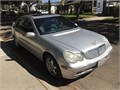 2002 Mercedes Benz C240 101k miles Immaculate Clean Title No Accidents Freezing AC Keyless ent
