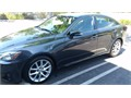 Lavishly luxurious this 2011 Lexus IS 250 practically sings Puccini With a Gas V6 25L152 engine