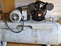 MACO COMPRESSOR 5 Horse Single Stage 60 gallon tank has small hole on bottom of tank good condition