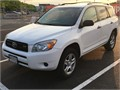 2007 Toyota RAV4 the V6 is paired with a five-speed automatic transmission can