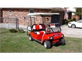 48voltclub car extended roofmirror Batteries only 1 year old Charger and all manuals included