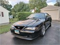 1998 Ford Mustang GT Used 129337 miles Private Party Coupe 8 Cyl Black Gray Good cond Manua