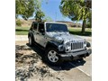 2008 Jeep Wrangler X-UNLIMITED 2 RWD 6 SPEED MANUAL Call Justin at 818 232-1041 Silver 2008