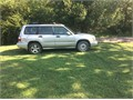 2001 Subaru Forester Sport AWD recent tune up new front brakes  spark plugs has been drained and