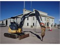 2012 John Deere 35D Mini Hydraulic Excavator Rubber Tracks Aux The machine is in very good conditio