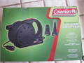 Coleman Quickpump 12V Car Adapter plugs in to any car works great for blow up air mattresses pool