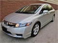 2009 Honda Civic LX-S sedan V4 43k Miles Loaded Auto Ice Cold AC Runs and Drives WellMust se
