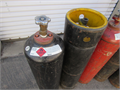 ACETYLENE TANK   120 CUB SIZE  AND  42 INCH HEIGHT HAVE FEW TANK FOR SALE  ASKING EACH  ----120