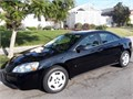 2007 Pontiac G6 Base Value 11000 real riginal miles Private Party Sedan 4 Cyl Black Black E