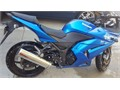 Blue 2008 Kawasaki ninja 250cc with only 6000 miles Just completed 6k service last week new batt