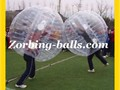 Bubble Football Body Zorbing Loopy Ball Soccer Battle BallMaterial PVCTPUThickness 08mm