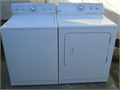 Maytag washer  gas dryer dependable care excellent condition almost new 55000 818-568-9788