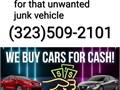 We Offer More Money for that unwantedjunk vehiclesitting in your driveway yard garage We take ju