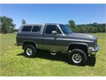 1988 Chevrolet K5 Blazer 4x4 Silverado Edition87000 on 350 crate motor with performance throttle