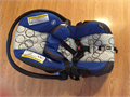 INFANT CAR SEAT like new used only 4 times includes base 5000 814-472-5711