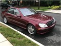 Up for sale is a super clean 2001 Mercedes S55 amg with only 31k original miles If you are interest