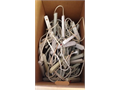 Box of over 40 power strips40 for all