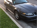 2003 Ford Mustang Used 194000 miles Private Party Coupe 6 Cyl Charcoal Charcoal Good cond A