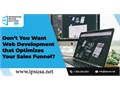Websites are a smart way to maximize your reach and optimize your sales funnel If your web design a