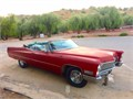 68 Cadillac Couple Convertible Orig Red wWhite Top All Original Needs Resto Straight Body Ru