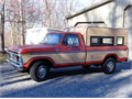 1977 Ford F250 Ranger XLT Strong 460 V8 C6 auto Solid chassis drives great good interior Near pe