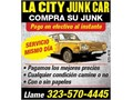 GET A CASH OFFER TO JUNK YOUR CAR