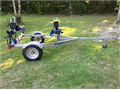 Kayak Trailer  Holds two and can be converted to three kayaks 803-292-0646