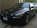 2005- BMW 545i 89k Premium Pkg Rear shades Parking sensor Prem Sound Stereo New Trans 1 time O