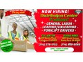 Distribution Jobs Available to Start Today Positions General Labor Loading