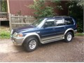 Very clean 01 Mitsubishi montero sport xls and dependable  Has power locks and windows cruise c