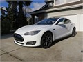 2012 Tesla Model S P85 For Sale5290051000 miles All originalWhite exterior Grey leather i