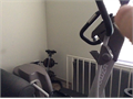 YOWSA FITNESS ELLIPTICAL   Model Navarre compact with owner Manual excellent condition 45000 424