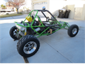 Sand Dragster offroad vehicle for sale Custom made hand built in Arizona early 2000s wont see an
