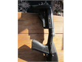 Knoxx SpecOps Recoil Reducing Pistol Grip stock for Remington 870  Like new condition  Black in co