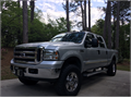 2005 Ford F350 FX4Power Stroke 60 BULLET PROOFED at 175K Miles4X4ATS Purple TransmissionF