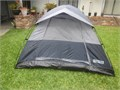 RUGGED EXPOSUREOND 3 man dome tent 7 X 7 X 48 MINT CONDITION used 1 trip for 2 nights then sat