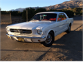 1965 Ford Mustang Good Condition Runs Great Garaged Numbers Matching-Black Plate-CA Car True t