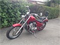 Honda Shadow 600cc Motocycle
