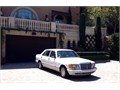 1991 Mercedes Benz 420sel celebrity owned by Joe DiMaggio given to the Yankee Cl