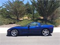 2006 Chevrolet Corvette Used 31175 miles Private Party Coupe Blue Silver Excellent cond Auto