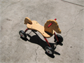 Radio Flyer Horse With Wheels 1500 951-530-7250