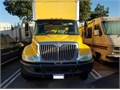 2007 International 26 Box truck Lift gate and  Etrack  in good working condition and maintenance re