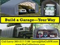 Build your Portable Garage Shelter For LessA Garage for Motorhomes 5th Wheel RV Boat Truck