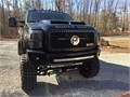 2011 Ford F-350 Cervinis Custom Type IV Ram Air HoodRedhead Steering Gearbox50 Gallon Transfer