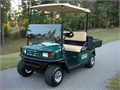Like New 36v Electric EZ-GO MPT with Dump Bed is Like NewRuns  Drives Great Like New 2014 Fac