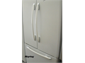 white maytag french door refrigerator comes with warranty delivery is available 6650 van nuys bl van