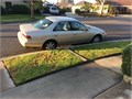 Single Owner Toyota Camry LE V6 Beige 172000 miles in fair conditionPower steering windows a