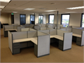 Used Kimball cubicles100 Stations available  400 Stations Original InventoryAt the sizes of 5x